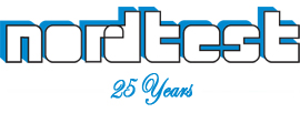 Logo Nordtest 25Years